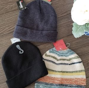 Bundle of beanies hats mossimo george warmtex